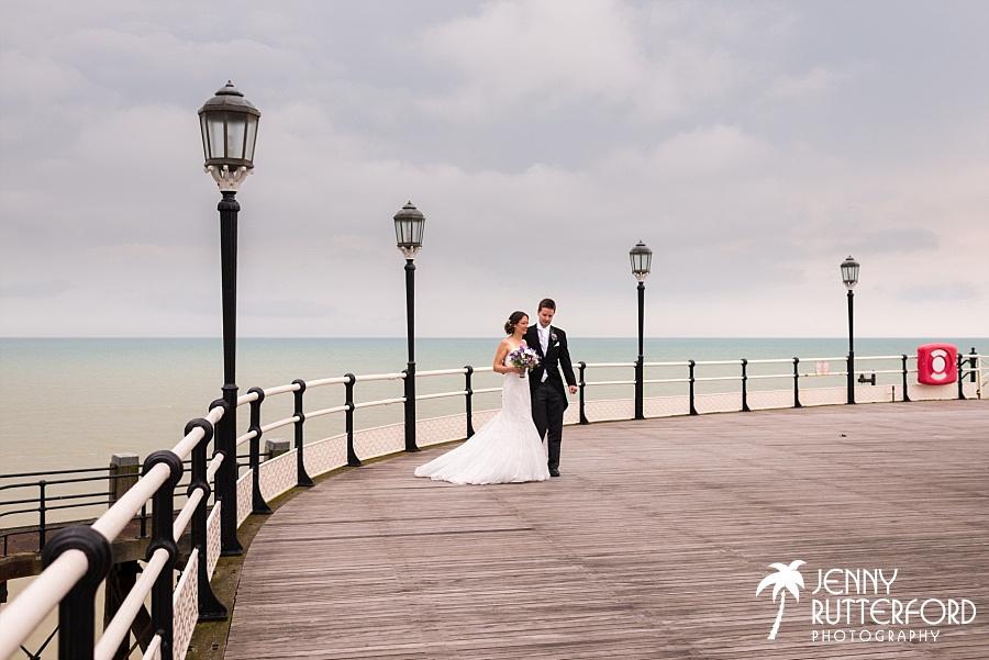 Worthing Pier Wedding_3094
