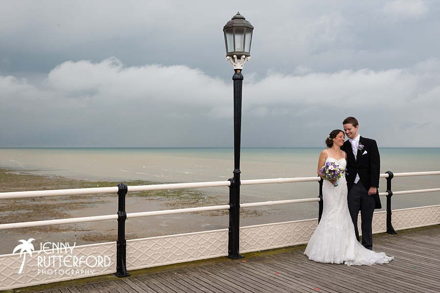 Worthing Pier Wedding_3098
