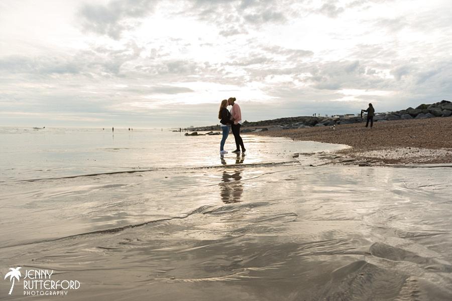 Shoreham Beach Engagement_1008