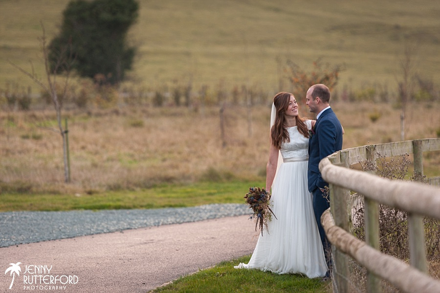 Long Furlong Barn Winter Wedding_1059