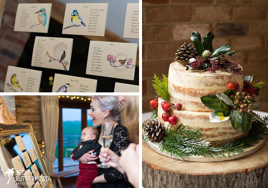 Long Furlong Barn Winter Wedding_1076