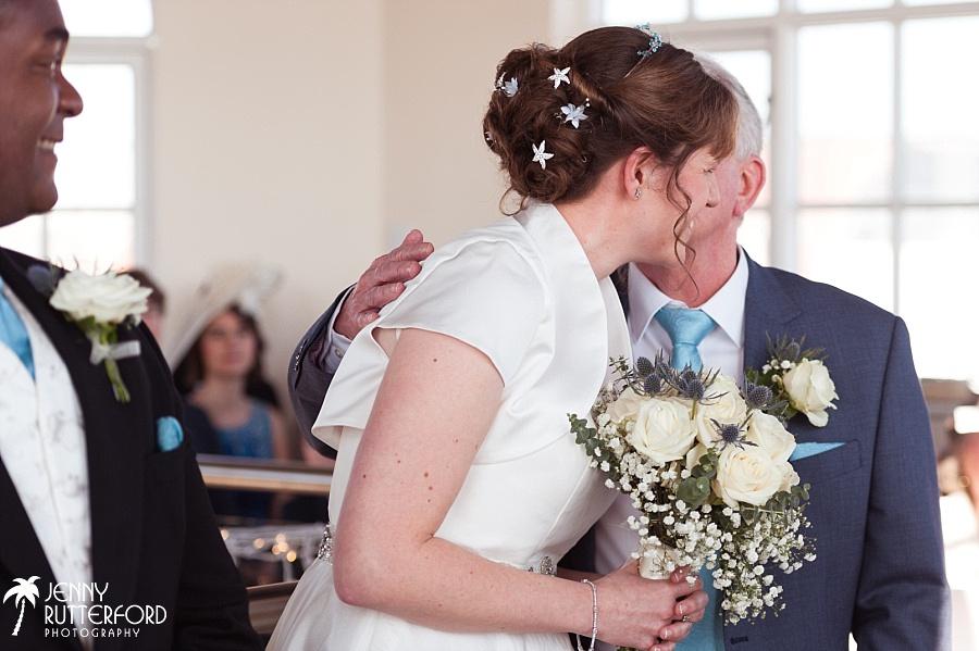 Worthing Dome Winter Wedding_1042