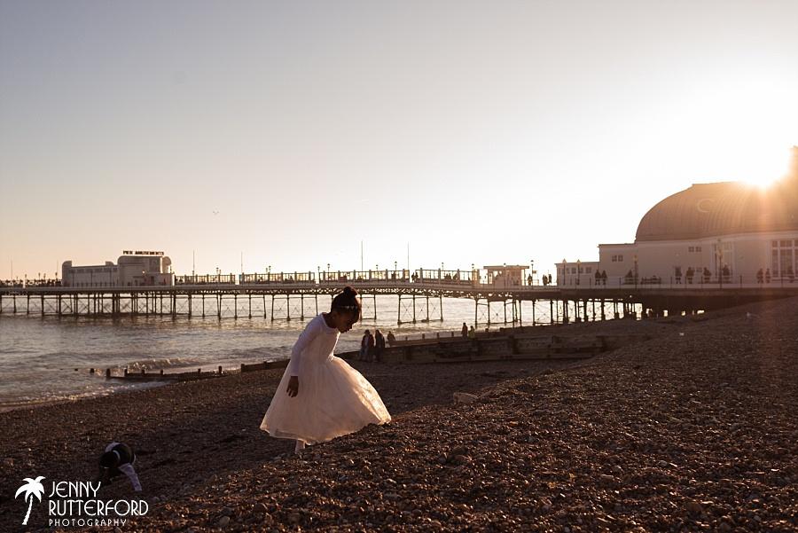 Worthing Dome Winter Wedding_1101