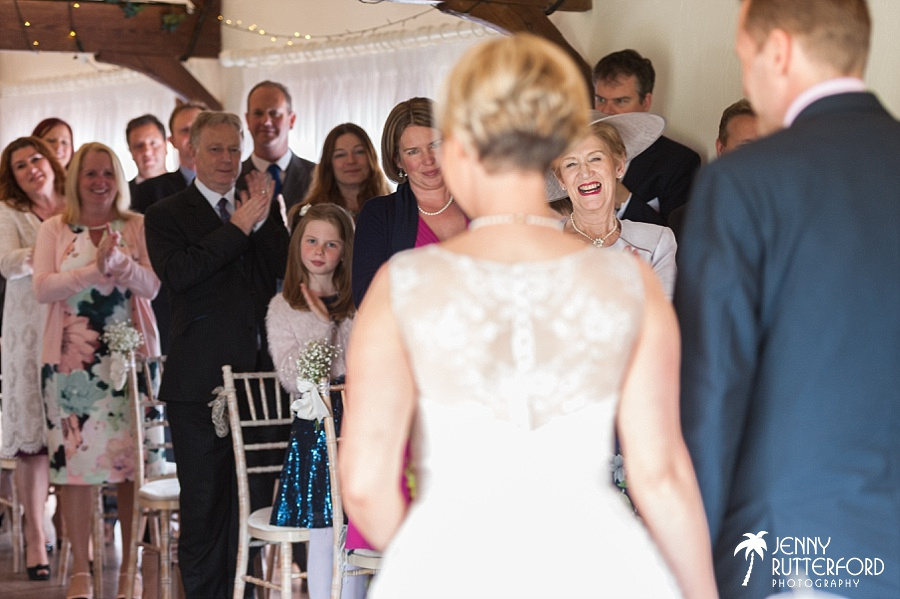 Long Furlong Barn Wedding_1037