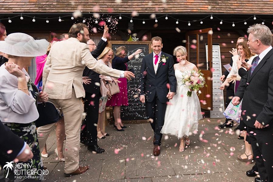 Long Furlong Barn Wedding_1047