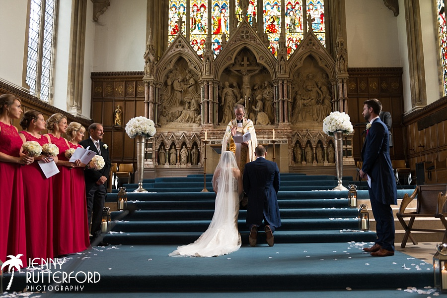 Hurst College Wedding