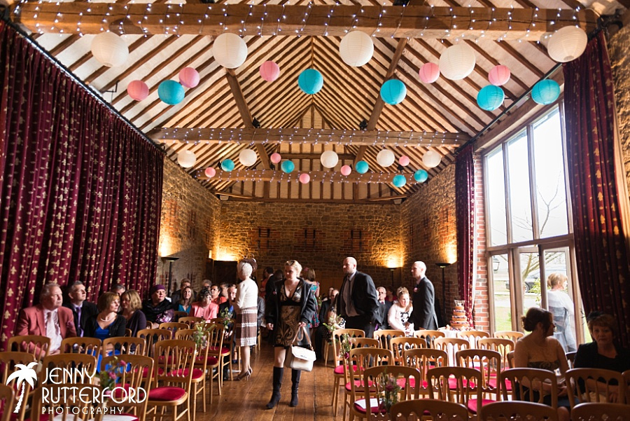 Bartholomew Barn Wedding