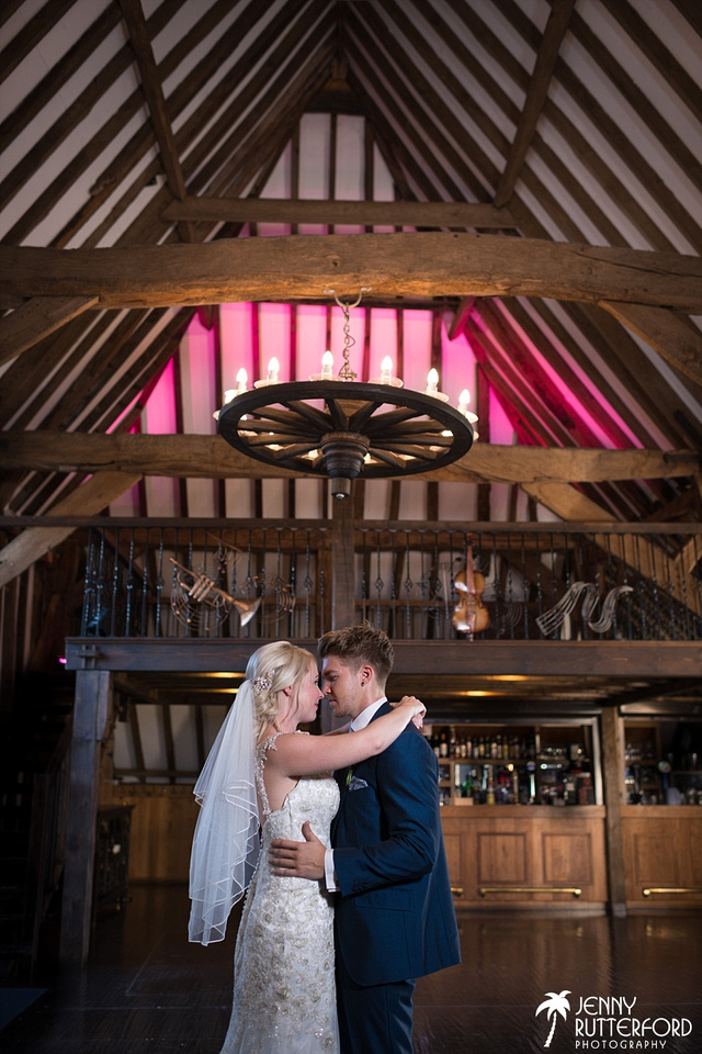 Blackstock First Dance captured by wedding photographer Jenny Rutterford