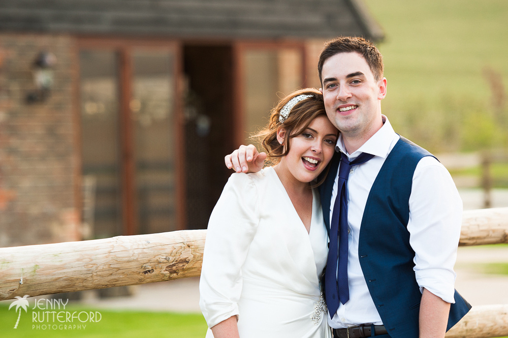 All images by Long Furlong Barn Wedding Photographer, Jenny Rutterford Photography