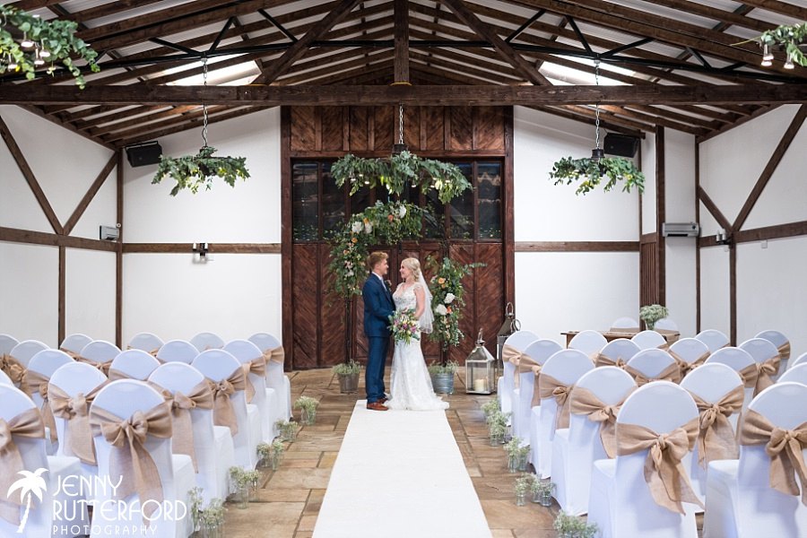 Wedding Ceremonies at Blackstock