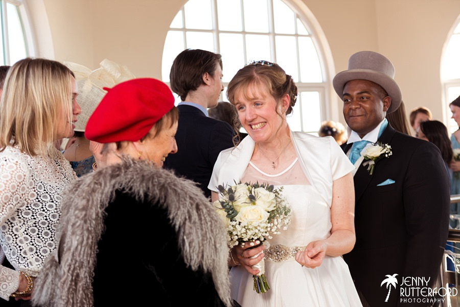 Worthing Dome Winter Wedding_1059