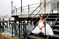 Worthing Pier Bridal Shoot Jenny Rutterford Photography (3)