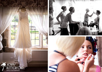 Jana & Paul Burford Bridge Hotel wedding