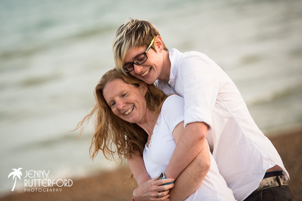 LGBT Engagement shoot, Brighton