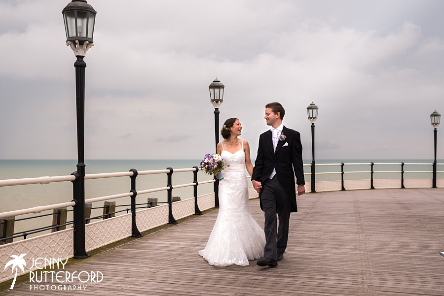Worthing Pier Wedding_3096