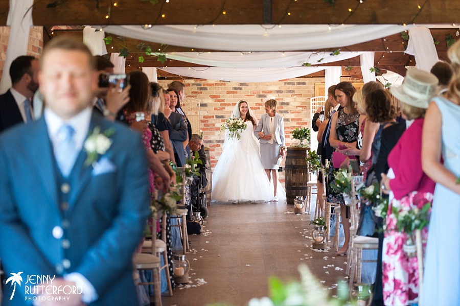 Long Furlong Barn Wedding_1025