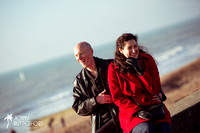 Pre-Wedding Shoot on Hove Beach-16