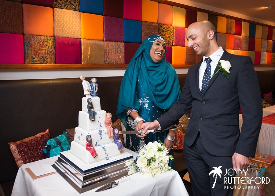 Dawn & Gulfraz' Crawley Mosque Wedding