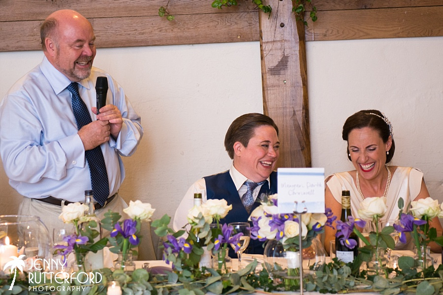 Professional Wedding Photography for Pangdean Barn