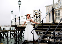 Worthing Pier Bridal Shoot Jenny Rutterford Photography (4)