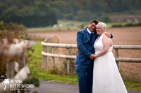 Mandy & Mark's Long Furlong Barn Wedding