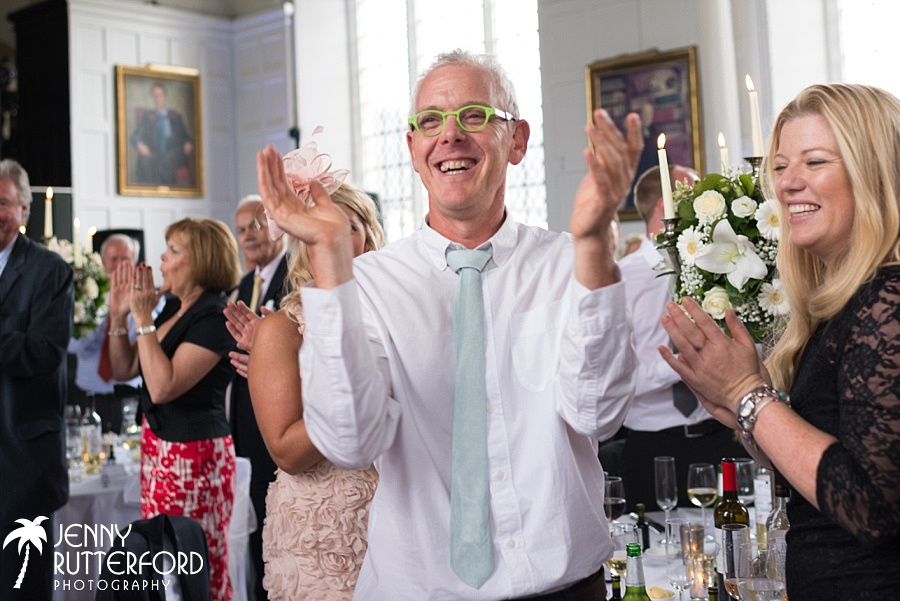 Hurstpierpoint College Wedding