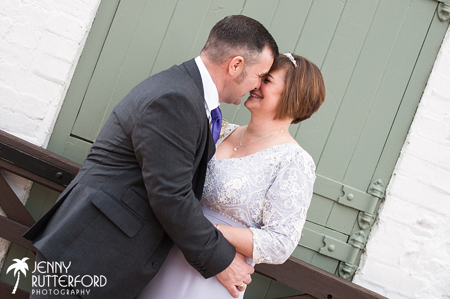 Pangdean Barn Wedding Photographer