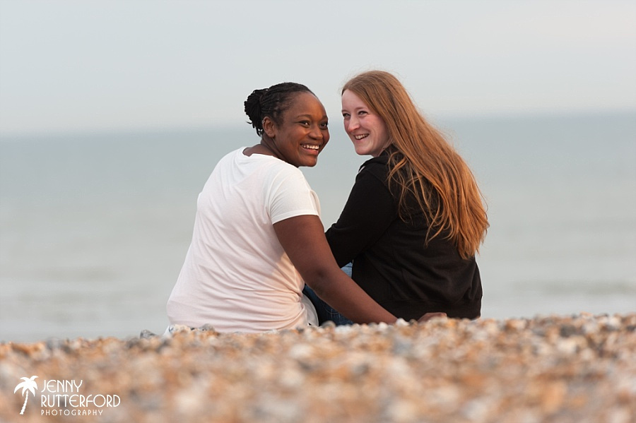 Shoreham Beach Engagement_1013