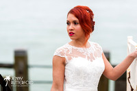 Worthing Pier Bridal Shoot Jenny Rutterford Photography (19)