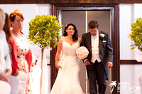Burford Bridge Hotel Wedding_3010