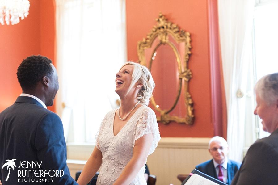 Brighton Town Hall Wedding Photographer