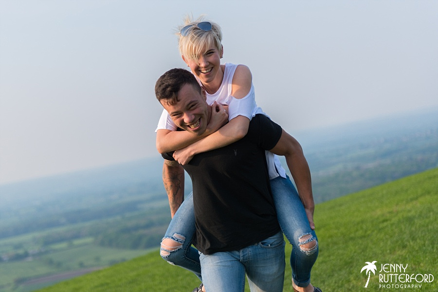 Devil's Dyke Brighton pre wedding shoot_2019