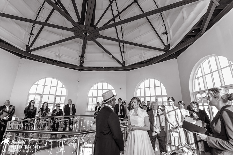 Worthing Dome Winter Wedding_1053