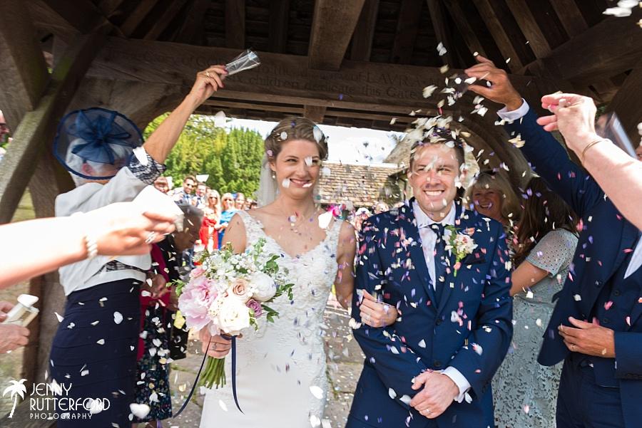 Pangdean Old Barn Wedding_1046