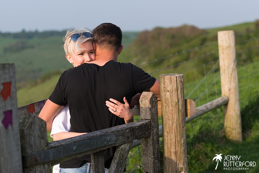 Devil's Dyke Brighton pre wedding shoot_2012