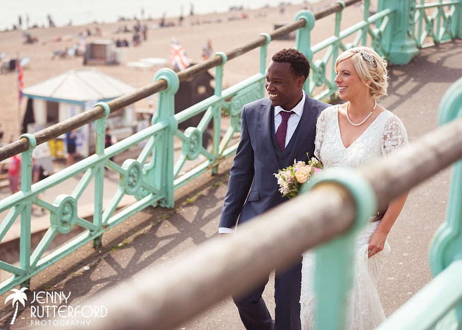 Brighton Town Hall Wedding Photographer